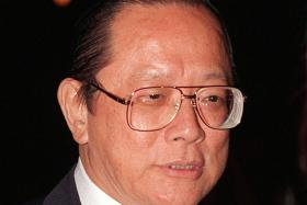 N EXILE: Mr Francis Seow, 87, had been living in exile in Boston, Massachusetts, after refusing to return to face tax evasion charges in Singapore in the late 80s.