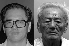 THEN AND NOW: (Above)  Phey as he looks today.
