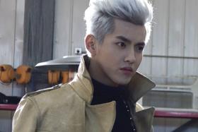 Former EXO member Kris Wu in movie Mr. Six