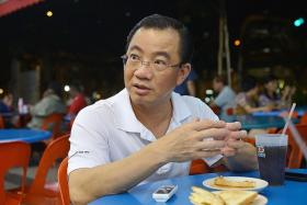 IN THE NEWS: Marine Parade GRC MP Seah Kian Peng cited a viral video that captured a heated exchange between a man and an officer there.