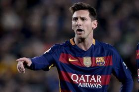 A Dubai policeman was jailed for a month after he exposed Barcelona superstar Lionel Messi's passport on social media.