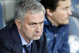 NO GO: Jose Mourinho's (above) ego gets in the way of him being a Man United manager, says Paul Parker.