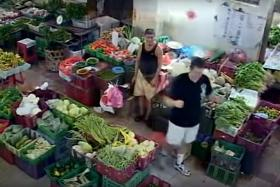 EXPENSIVE: Vegetable prices in JB are up by as much as 70 per cent.