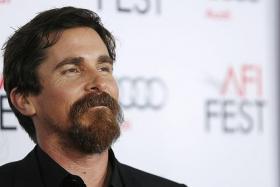 STAR:Christian Bale