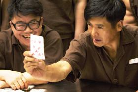 Movie Review From Vegas To Macau Iii Pg13 Latest Movies News The New Paper