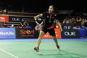 CONFIRMED: Thailand's 2013 world champion Ratchanok Intanon (above).