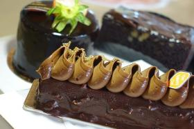 CUCKOO FOR COCOA: Chocolate Guanaja from The Bakery Chef