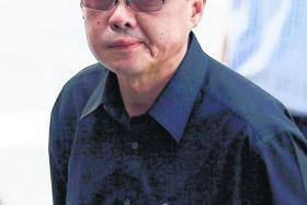 JAILED: Business development manager Ong Kim Chuan was sentenced to 4 years' jail yesterday.