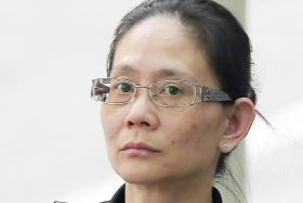 SENTENCE: Chng Leng Khim is sentenced to 10 days' jail and fined $3,100.