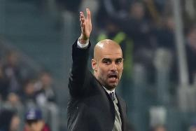 The result is what it is. I know that in Italy you are about physical condition. I don't give a f*** for the physical condition. It's the mental question that I care about. — Bayern Munich coach Pep Guardiola (above), after being asked about his team's fitness