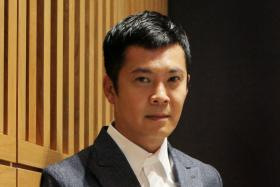 Actor Terence Cao