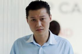 JAILED: Edwin Cheng Dawei was jailed for seven months and banned from driving for five years.
