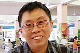 UNFORTUNATE: Mr Tan Kiat Siang died after his scooter collided with a stationary car at the T-junction at Mandai Road and Mandai Lake Road.