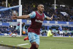 He is a goalscorer, a very attractive player, doing things on the pitch that are lifting you out of your seat. It is what football is all about.  — West Ham manager Slaven Bilic on Dimitri Payet (above)