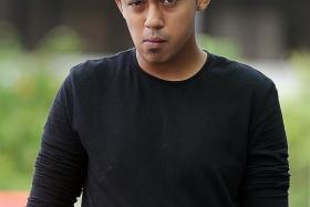 JAILED: Abdul Qayyum Mohd Hashim.