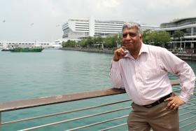 EXPERIENCED: Captain Irinjalakuda Gopalkrishnan Sangameswar, 64, has worked on oil spill investigations and search and rescue missions.