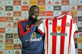 New signing Emmanuel Eboue has been sacked by Sunderland after the club learnt that he had been banned from football for a year over payments to his former agent.