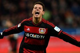 it was a very important win for our pursuit of a top-four finish. i travelled a lot during the international break, but i felt good and was pleased to get some minutes under my belt. - Bayer Leverkusen striker Javier Hernandez (above)