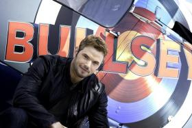 THRILLING: US actor Kellan Lutz (above) is not ready to give up on the action genre any time soon.