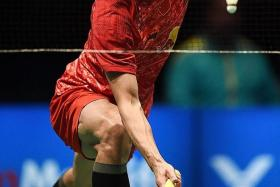 """Lin Dan debuted early and started winning early. In terms of maintaining his win rate at major tournaments, there will probably be no one like him."" — World No. 1 Chen Long (above)"