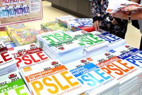REFORM: The PSLE scoring system will be revamped to resemble the one adopted by O and A levels.