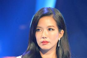 Television star Rui En has released a statement to apologise for her role in the accident on Wednesday (April 13).