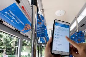 Singapore's free public Wi-Fi service Wireless@SG.
