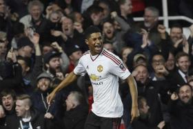 YOUNG AND DANGEROUS DEVILS: MARCUS RASHFORD, Position: Forward, Age: 18