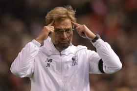 """""""When we scored, everybody could see it - something happened in the stadium. you could hear it, you could feel it and you could smell it."""" - Liverpool manager Juergen Klopp"""