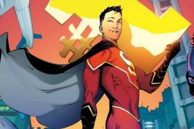 Kenan Kong, a 17-year-old from Shanghai, is the new Superman.