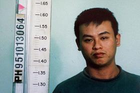 STABBED: Murder victim Leong Fook Weng was found with stab woundsin his chest. DUMPED: The vacant plot of land on Kheam Hock Road where Mr Leong Fook Weng's body was found.