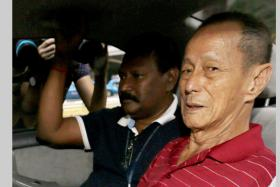 Char Chin Fah was jailed eight years for killing his daughter-in-law.