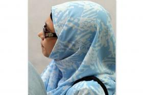 SENTENCED: Nur Azkiya Ahmad was sentenced to three weeks' jail and banned from driving for five years.