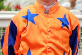 TALENTED: Mr Timothy Gordon Bell, who was here on a contract with the Singapore Turf Club, rode six winners in the two months before his death.