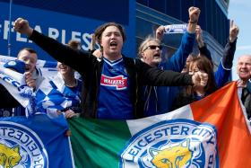 Stop pinching yourselves - Leicester City really are the EPL champions.