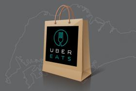 Ubereats in Singapore