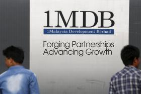 1MDB says it has paid S$477 million under debt deal