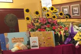 Well wishes and gifts have been pouring in for Finance Minister Heng Swee Keat after he suffered a stroke on Thursday afternoon.