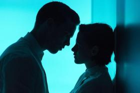 SINGAPORE IN HOLLYWOOD: Equals, starring Nicholas Hoult and Kristen Stewart, was partially filmed in Singapore.