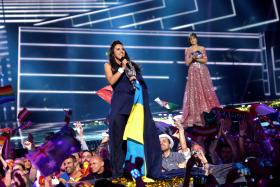 Singer Jamala brought home the crown for Ukraine this year.