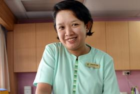 Singapore General Hospital's Nurse Clinician Suriani Muhamed Ishak, 49, took care of an abandoned baby from a single mum for two years.