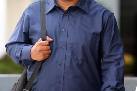 Senior Investigation Officer Mohammad Fareed Rahmat