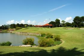 View of Tanah Merah Country Club's (TMCC) Tampines course.