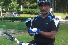 Mr Al-Rashid Jamalludin.