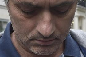 AS GOOD AS IT GETS: Jose Mourinho (above) is almost guaranteed to bring trophies to Old Trafford.