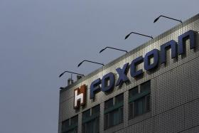 THE HEART OF THE MATTER: Foxconn's headquarters, in New Taipei City, Taiwan. The company has 12 factories in China.