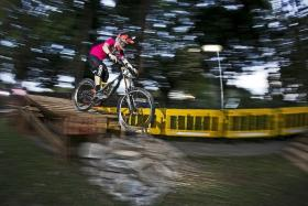CHALLENGE: Local rider Ian Krempl will be taking part for the second time.