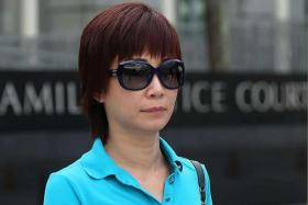 GUILTY: Guan Enmei was convicted of giving false information to a CPIB officer on June 6, 2013.