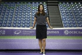 ICONIC: Asian players will be inspired by players like Li Na (above).