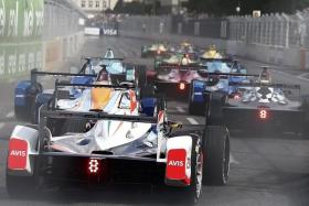 COMING TO TOWN? Berlin (above) is among the cities which host a Formula ePrix.